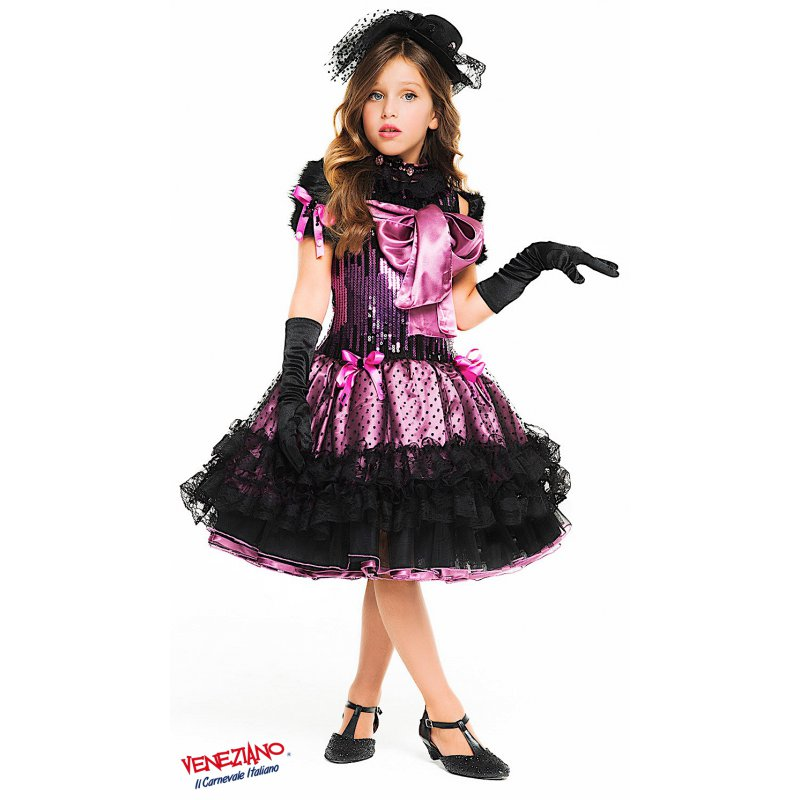 best loved ea5ca 8e7ea Costume di Carnevale BALLERINA BURLESQUE