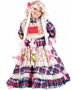 Costume di carnevale BAMBOLA DOLLY