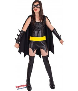 Costume di carnevale BAT LADY