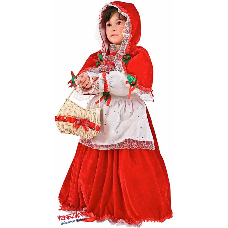 Vestiti carnevale velluto