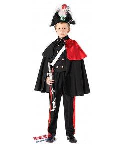 Vestito Carabiniere Bambino.Costumi Di Carnevale Carabiniere Alta Uniforme Baby 51162 Carnevaleveneziano