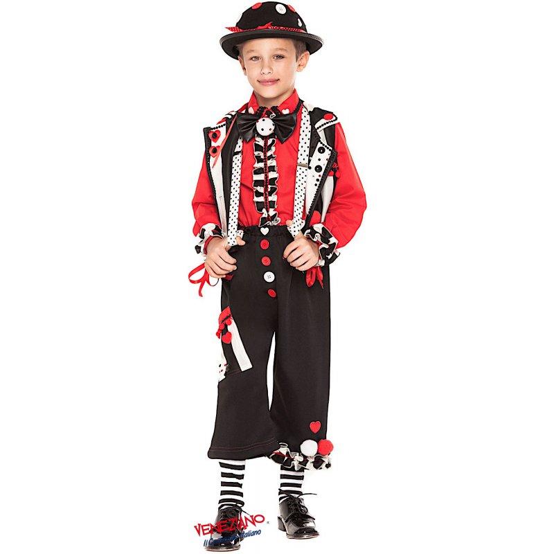 bf6d1dc44b29 Costumi di Carnevale CIRCENSE BIMBO 28046 - CarnevaleVeneziano
