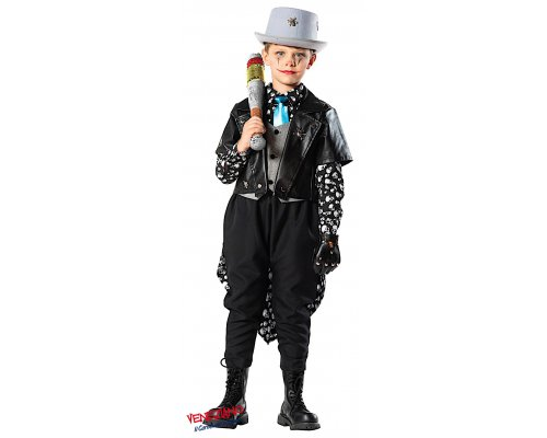 Costume di carnevale CLOWN DARK BABY