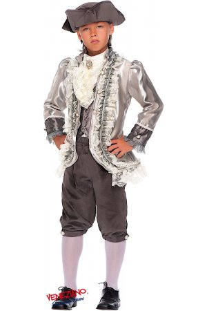 Costumi di Carnevale Bambini (3-12 Anni) - CarnevaleVeneziano faf7ef553467