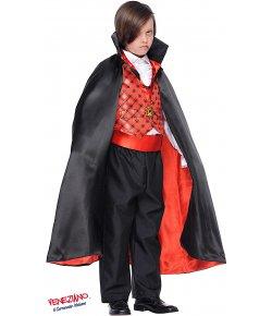 558f9289dd2d CONTE DRACULA. cod. 5946 Costumi Maschietto (7-10 Anni) Carnevale