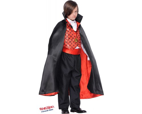 Costume carnevale - CONTE DRACULA BABY