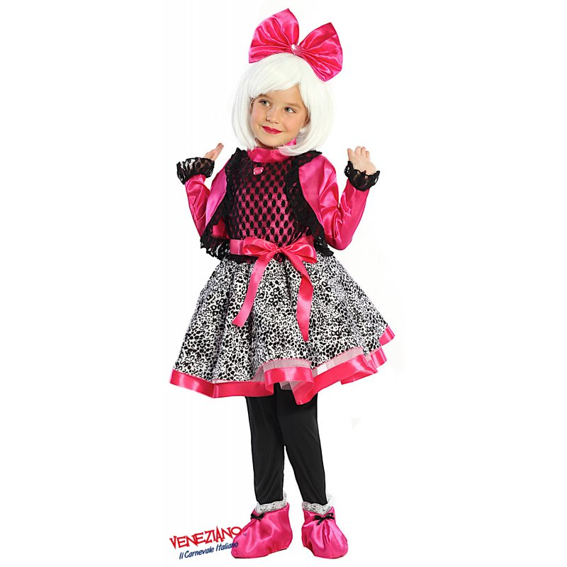 new style ed9a4 b70a2 Costume di Carnevale DOLCE LOLLY