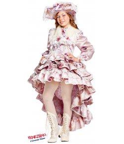 DUCHESSA DI FRANCIA NEONATA. cod. 50793 Costumi Femminuccia (0-3 Anni)  Carnevale 14dd4e1d769