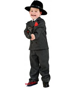 Costume di carnevale GANGSTER BABY