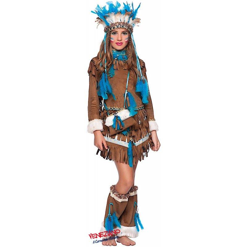 indiana vestito da carnevale  Costumi di Carnevale INDIANA D'AMERICA 50683 - CarnevaleVeneziano