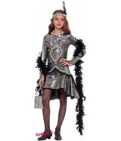 Costume di carnevale LADY CABARET BABY
