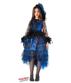 Costume di carnevale LADY CAN CAN BABY