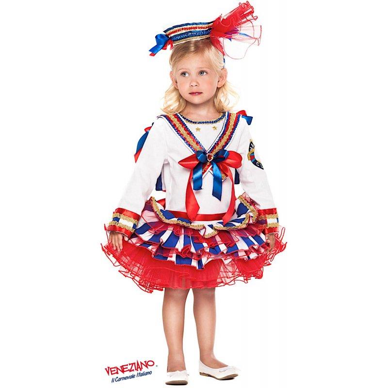 Costumi di Carnevale Costumi Femminuccia (0-3 Anni) - CarnevaleVeneziano 2de8d5d5cf6