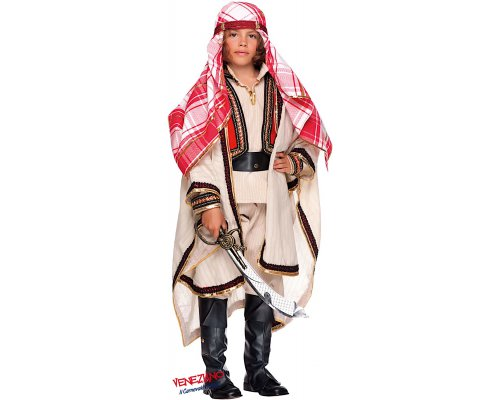 Costume di carnevale LAWRENCE D`ARABIA BABY