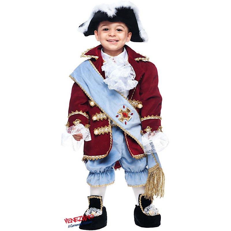 5776a3cd675a MARCHESE DEL GRILLO NEONATO. cod. 50713 Costumi Maschietto (0-3 Anni)  Carnevale