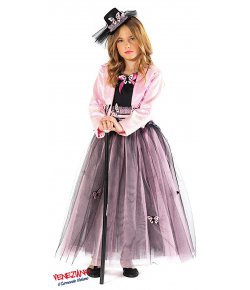 Costume di carnevale MISS BUTTERFLY