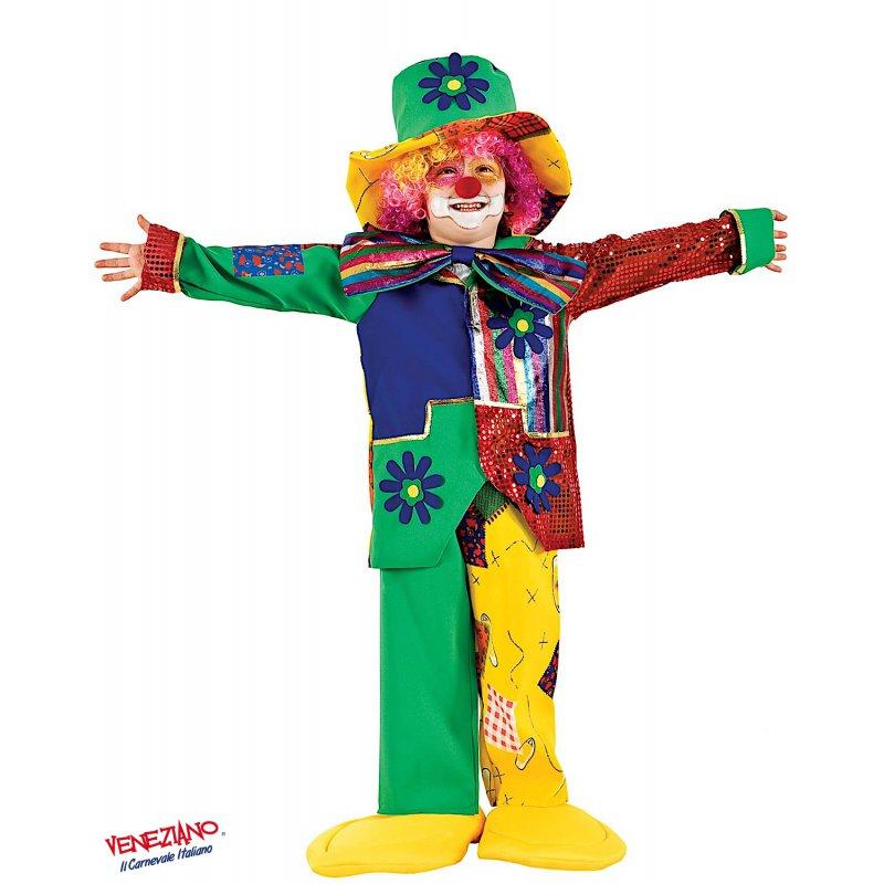 Costumi Di Carnevale Pagliaccio 3634 Carnevaleveneziano
