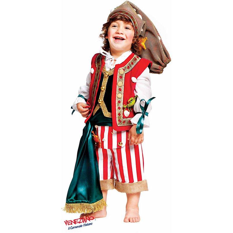 Costumi Di Carnevale Pescatore 50576 Carnevaleveneziano