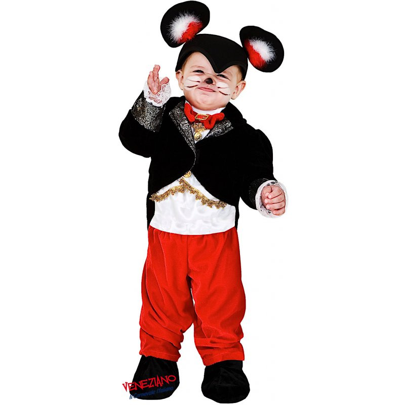online qui 2019 professionista cercare Costume di Carnevale PICCOLO TOPINO