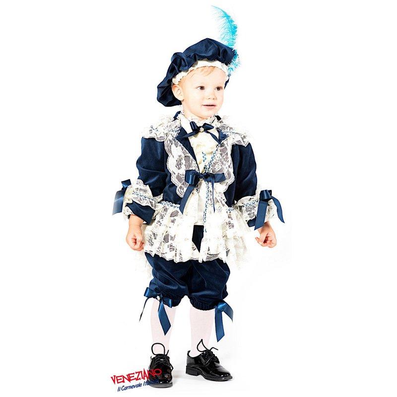 Costumi di Carnevale PRINCIPINO NEONATO PRESTIGE 51173 ... d3d915b489d7