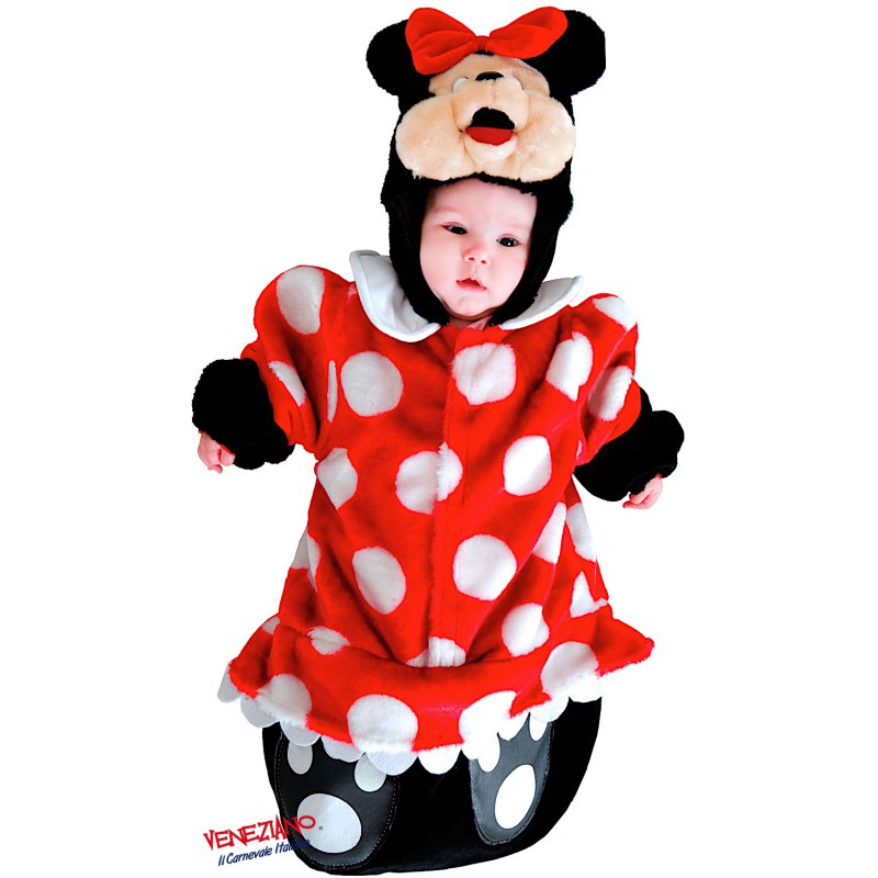 12d6243da24f Costumi di Carnevale SACCOTTINO TOPINA 88381 - CarnevaleVeneziano