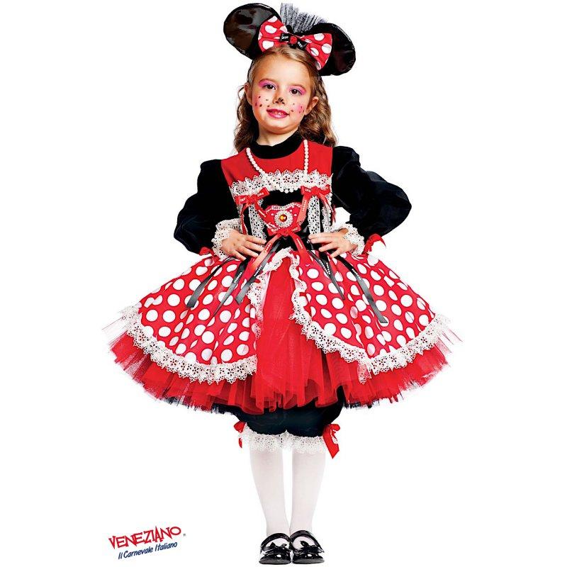 9ed643ba151b Costumi di Carnevale TOPINA PRESTIGE 50559 - CarnevaleVeneziano