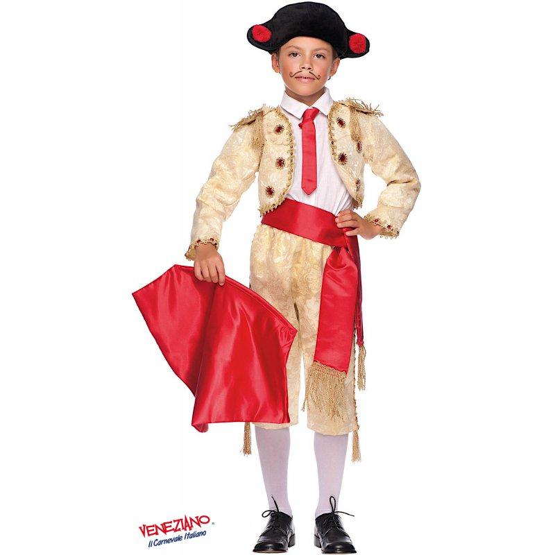Costumi di Carnevale TORERO MANOLETE 50712 - CarnevaleVeneziano 4f8b43bcd3b3